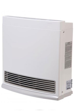 Vent-free wall heater