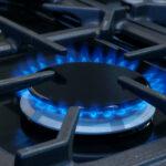 propane gas stove burner